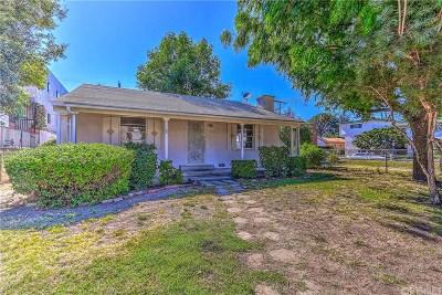 Sherman Oaks Single Family Home For Sale: 5653 Hazeltine Avenue