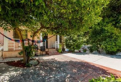 Single Family Home For Sale: 1940 Mellon Avenue