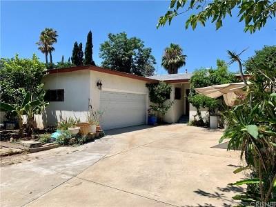 Reseda Single Family Home For Sale: 7539 Baird Avenue