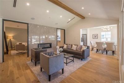 Sherman Oaks Single Family Home For Sale: 12953 La Maida Street
