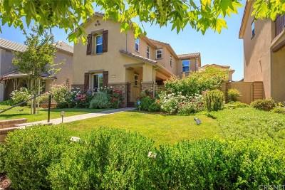 Valencia Single Family Home For Sale: 28419 Vista Del Rio Drive