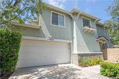 Valencia Single Family Home For Sale: 28469 Meadowlark Court