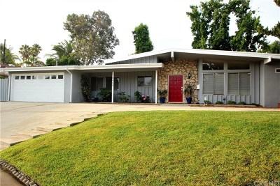 Woodland Hills Single Family Home For Sale: 4400 Leydon Avenue