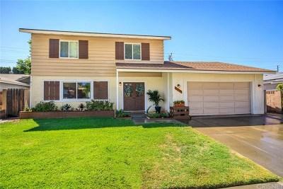 Saugus Single Family Home For Sale: 21830 Alamogordo Road