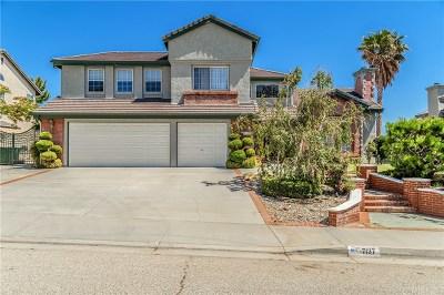 Palmdale Single Family Home For Sale: 7137 Dana Drive