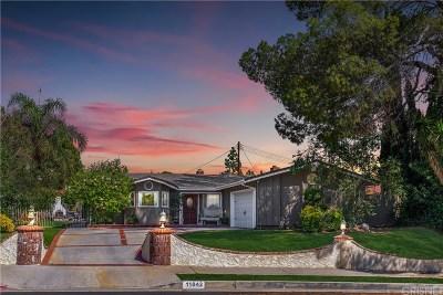 Granada Hills Single Family Home For Sale: 11842 Monogram Avenue