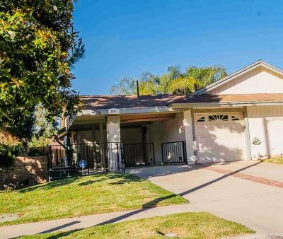 Simi Valley Single Family Home Active Under Contract: 2067 Covington Avenue