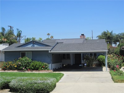Reseda Single Family Home For Sale: 17963 Welby Way