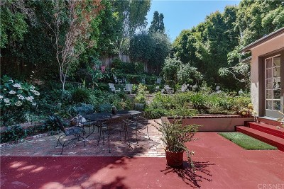 Los Feliz Single Family Home For Sale: 3427 Griffith Park Boulevard