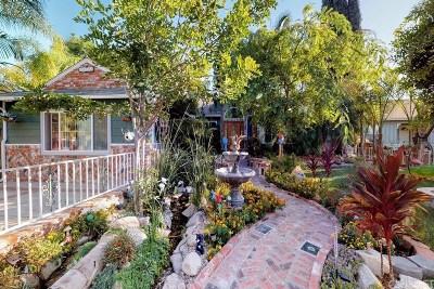 Granada Hills Single Family Home For Sale: 15722 Blackhawk Street