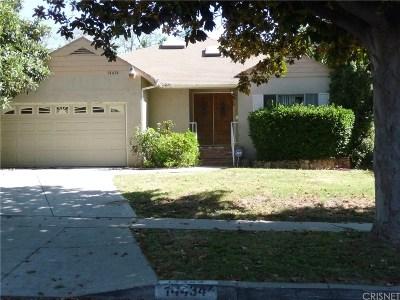 Sherman Oaks Single Family Home For Sale: 14434 Greenleaf Street