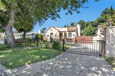 Reseda Single Family Home Active Under Contract: 7127 Geyser Avenue