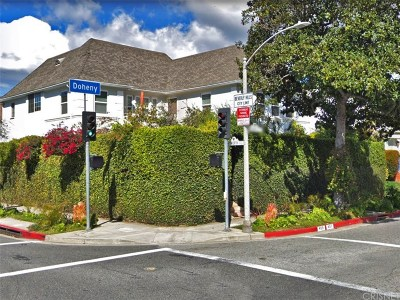 Beverly Hills Residential Income For Sale: 457 South Doheny Drive