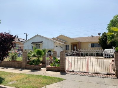 Arleta Single Family Home For Sale: 12632 Tonopah Street