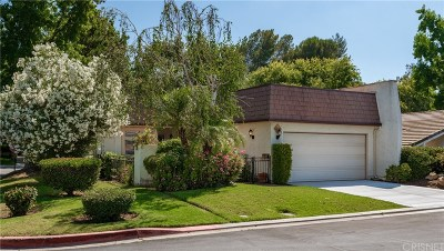 Westlake Village Condo/Townhouse For Sale: 2691 Lakewood Place