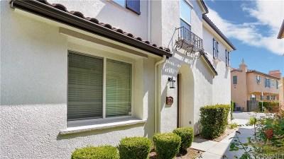 Saugus Condo/Townhouse For Sale: 28356 Casselman Lane #391