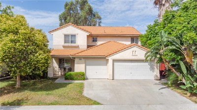Sylmar Single Family Home Active Under Contract: 12195 Brookmont Avenue