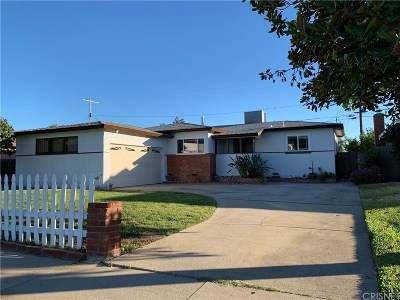 Arleta Single Family Home For Sale: 9311 Greenbush Avenue