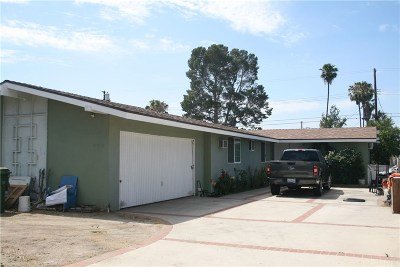 North Hollywood Single Family Home For Sale: 11912 Saticoy Street