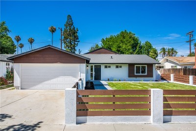 Woodland Hills Single Family Home For Sale: 23349 Friar Street