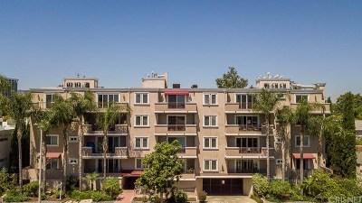 Sherman Oaks Condo/Townhouse For Sale: 4533 Vista Del Monte Avenue #204