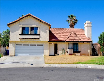 Palmdale Single Family Home For Sale: 5135 Pacifica Avenue