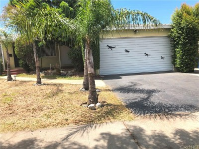 Panorama City Single Family Home For Sale: 7791 Peachtree Avenue