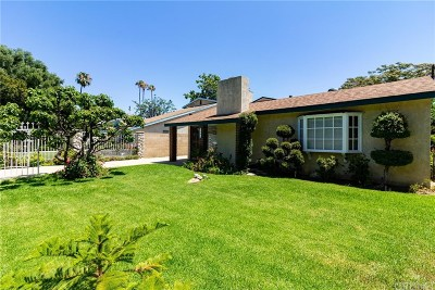 Reseda Single Family Home For Sale: 7342 Balcom Avenue