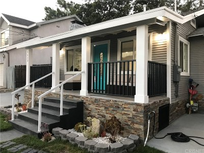Glendale Single Family Home For Sale: 3623 3rd Avenue