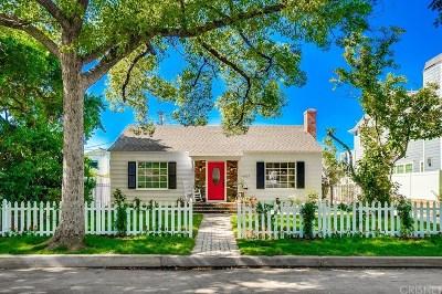 Sherman Oaks Single Family Home For Sale: 14025 Peach Grove Street