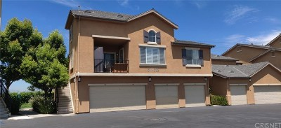 Saugus Condo/Townhouse For Sale: 20000 Plum Canyon Road #518