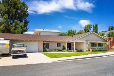 Canyon Country Single Family Home For Sale: 28607 Macklin Avenue