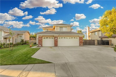 Palmdale Single Family Home For Sale: 3045 Shale Road