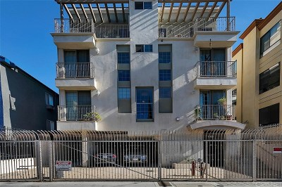 North Hollywood Condo/Townhouse For Sale: 12042 Hart Street #5