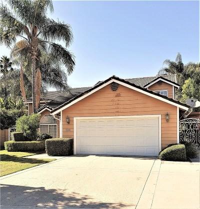 Single Family Home For Sale: 7829 Topeka Drive