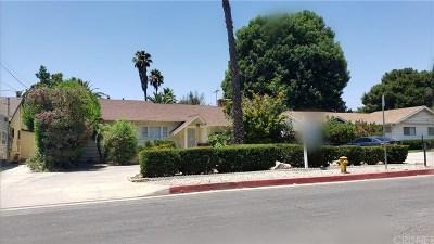 Single Family Home For Sale: 8601 Aqueduct Avenue
