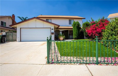 Sylmar Single Family Home For Sale: 14741 Drell Street