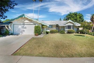 Chatsworth Single Family Home For Sale: 9526 Kessler Avenue