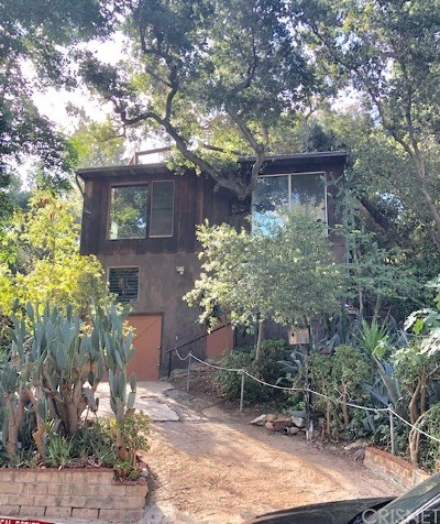 Woodland Hills Single Family Home Active Under Contract: 4256 Rosario Road