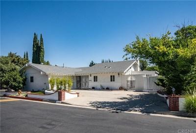 West Hills Single Family Home For Sale: 8450 Denise Lane