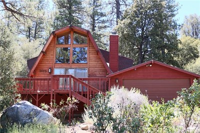Pine Mountain Club CA Single Family Home For Sale: $225,000