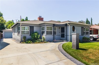 Burbank Single Family Home For Sale: 1310 West Oak Street