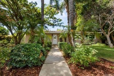 Granada Hills Single Family Home For Sale: 16116 Los Alimos Street