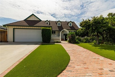 West Hills Single Family Home Active Under Contract: 6961 Bobbyboyar Avenue