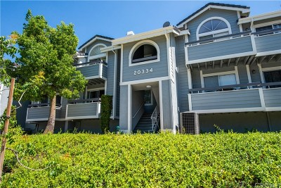 Canyon Country Condo/Townhouse For Sale: 20334 Rue Crevier #619
