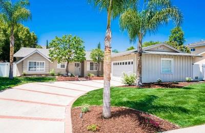 Calabasas Single Family Home For Sale: 26955 Helmond Drive