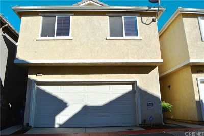 Sylmar Single Family Home For Sale: 13512 Shady Palms Lane