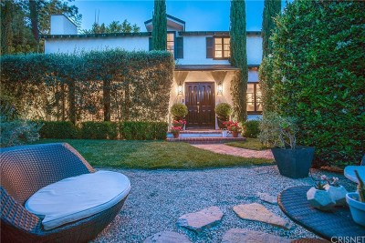 Los Angeles Single Family Home For Sale: 8809 Evanview Drive