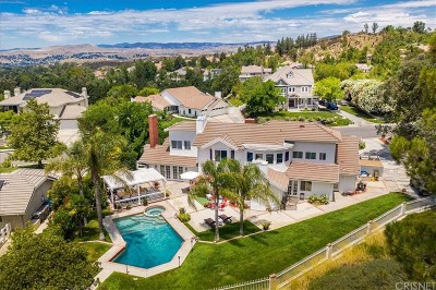 Canyon Country Single Family Home For Sale: 15344 Saddleback Road