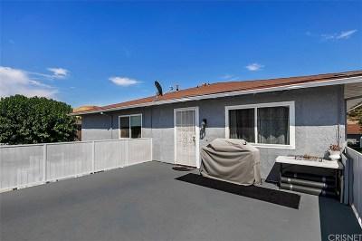 Santa Clarita, Canyon Country, Newhall, Saugus, Valencia, Castaic, Stevenson Ranch, Val Verde Condo/Townhouse For Sale: 28071 Robin Avenue